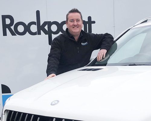 Rockpoint Cars of Distinction James Hoe Director